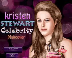 kristen stewart celebrity makeover