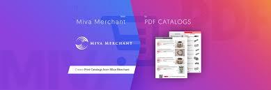 Miva Merchant Web Design Print Catalog Pages From Miva Merchant Content Print