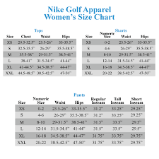 Jamie Sadock Size Chart Nike Golf Dry Fit Uv Long Sleeve Golf Top Zappos Com