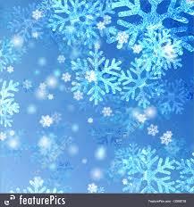 Christmas Snowflakes Pictures Holidays Blue Christmas Snowflakes Stock Illustration