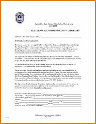 academic reference letter letter of recommendation awesome college recommendation letter form