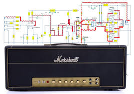 how does a marshall super lead amp work how does a marshall super lead amp work