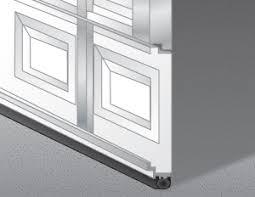 lowes garage door insulationGarage Door Bottom Seal Lowes  Home Interior Design