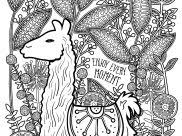 Most kids love animals, and farm animals are no different. Animals Coloring Pages For Adults