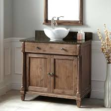 Contemporary Rustic Bathroom Vanity Large Size Of Rustic Bathroom