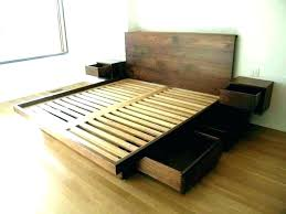 Reclaimed Wood King Bed King Size Bed Reclaimed Wood Headboard ...