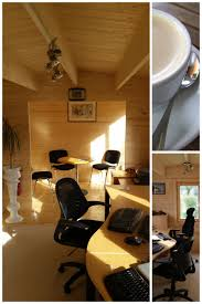 garden home offices create an ideal working environment garden home offices by creative living cabins