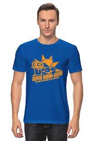 Футболка классическая Saiya-<b>Gym</b> #1105873 от skynatural по ...