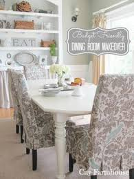 delightful dining room makeover from city farmhouse
