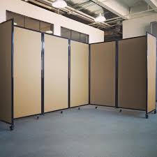 the room divider 360 is a high quality portable partition that helps you maximize the use of your facility s space