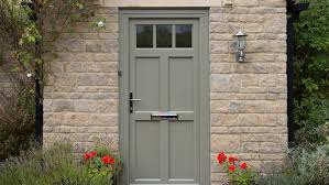barn style front doorGreen Front Doors Examples Ideas  Pictures  megarctcom Just