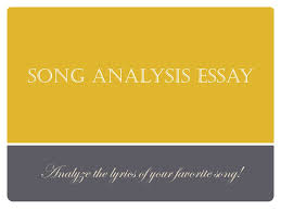 analyze the lyrics of your favorite song ppt  analyze the lyrics of your favorite song