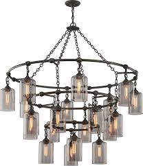 full size of troy gotham hand workedught iron chandelier light tro bedroom bench fence for tree