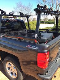 Truck Bed Bike Rack Wooden Stake Sides For A Pickup Truck Small ...