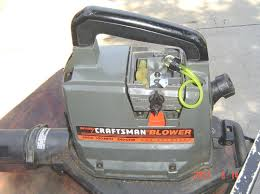 craftsman poulan blower won t start unusual problem good luck and please post your results
