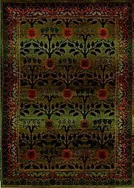 oriental weavers sphinx kharma joy 450g medium green rug
