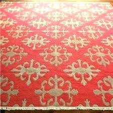c colored area rugs and teal rug popular vintage hand knotted faded red color throughout 8