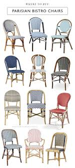 french style folding chairs. where to buy parisian bistro chairs french cafe more style folding