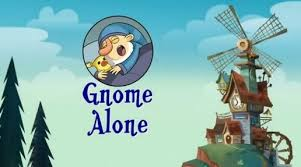 Image result for gnome alone animated