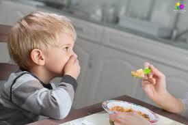 taste sensitivities if my child avoids