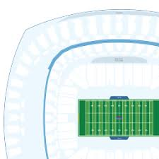 Saints Superdome Virtual Seating Chart Mercedes Benz Superdome Interactive Football Seating Chart