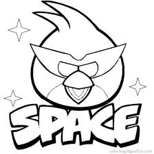 Small Picture Angry Bird Coloring Pages Free Angry Birds Coloring Pagesgif Pages