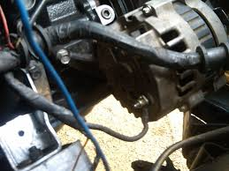 how to wire a gm alternator to b2200 mazdabscene com mazda truck ok so here are some pic s that i took also where do i go for the alter thread