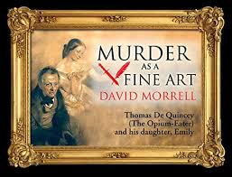 Janette Fleming's review of Murder as a Fine Art