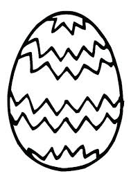 Easter Eggs Coloring Page Sweetestleafco