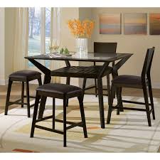 mystic 5 pc counter height dinette w 2 backless stools value city furniture i could do so much with this