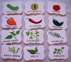 Image result for diy wooden garden signs