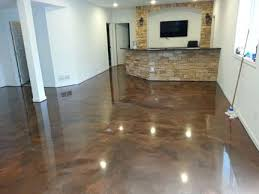 painted basement floorsCozy Epoxy Basement Floor Paint  Kitchen remodel  Pinterest