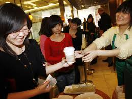 Luckin coffee previously released a set of data specifying that as of may 2018, the chain has opened 525 stores in 13 cities including beijing. Starbucks China Starting To Sweat Because Of Startup Luckin Coffee Quartz