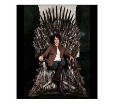 life size iron throne replica game of thrones chair game of thrones unboxing review iron