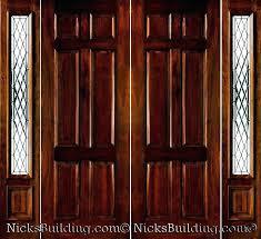 front double doors. Front Double Doors For Sale .