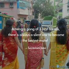 Among A Gang Of 3 Best Fr Quotes Writings By Sayantani Jana