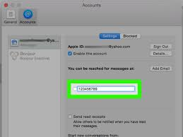 Apple Phone Number How To Add A Phone Number On Apple Messages 12 Steps