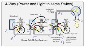 3 way and 4 way switch wiring diagram wiring library 4 way switch wiring diagram 3 and deltagenerali in four power at light