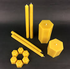Beeswax Candles Beeswax Candles Homemade Candles