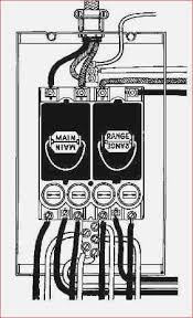 old fuse box wiring diagram recibosverdes org i have an old 60 amp box the main on one side and a range 3