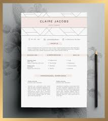 Etsy Resume Looking For A Job You Need One Of These Killer CV Templates From 22