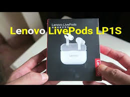 <b>Lenovo</b> LivePods <b>LP1S</b> Review | TWS Earbuds - YouTube