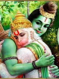 4K Wallpaper Hanuman / Jai Shree Ram ...