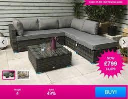 best rattan garden furniture 2020