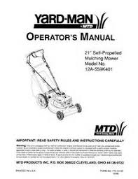 wiring diagram for poulan lawn mower images poulan riding mower mtd lawn mower user manuals manualsonline