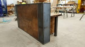 industrial style office desk modern industrial desk. Industrial Reception Desk Desks For Offices Custom Counters Style Office Modern O