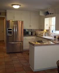 U Shaped Kitchen Kitchen U Shaped Remodel Ideas Before And After Rustic Dining