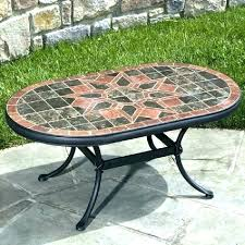 mosaic patio table mosaic patio table small garden furniture incredible design for ideas end tables mosaic patio table