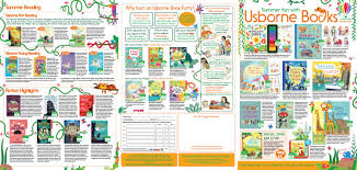 summer fun with usborne books leaflet 2018 by usborne books at home issuu
