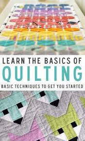 Quilting for Beginners – 5 Part Series | Tutorials, Craft and ... & Learn the basics of quilting and unleash your creativity. Here are some basic  quilting techniques Adamdwight.com